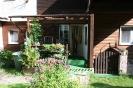 Altenhof Werbellinsee - Ferienwohnungen Haase, WohnungGartenidylle - Terrasse