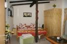 Altenhof Werbellinsee - Ferienwohnungen Haase, WohnungSperlingslust - Schlafbereich
